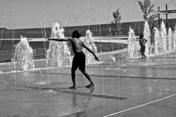 Boys in the Fountain