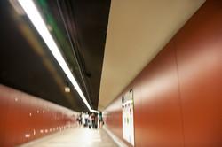 Madrid Metro Moment