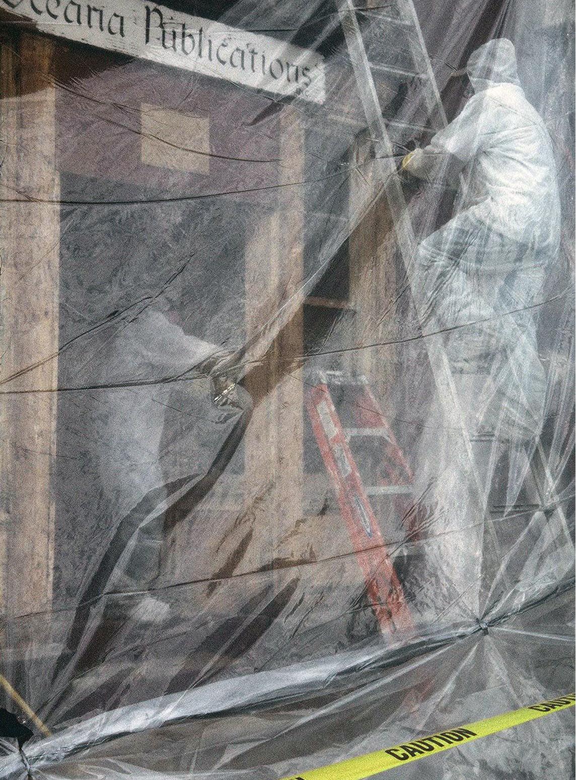 Ghostworkers I, Dobbs Ferry, NY