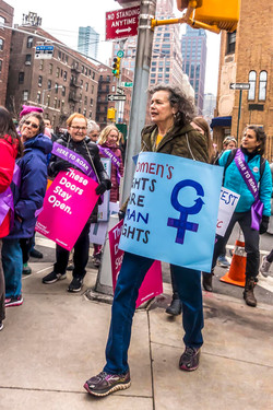 WOMEN'S RIGHTS ARE HUMAN RIGHTS 2017