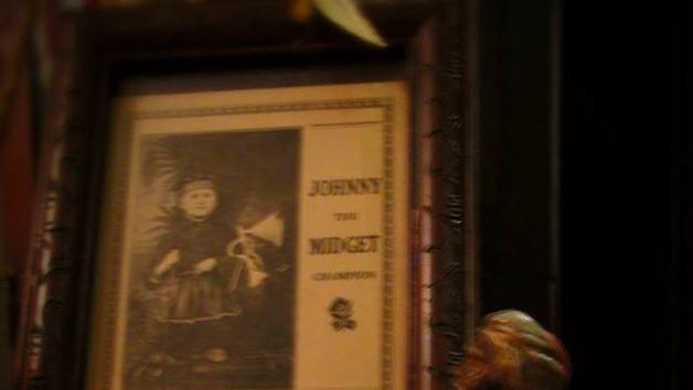 Johnny the Midget