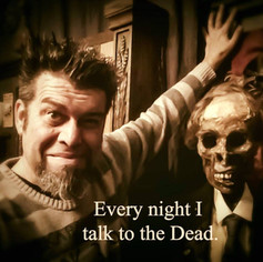 The Dead are rather chatty
