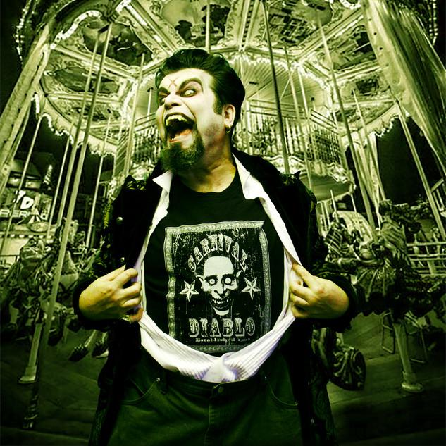 Carnival Diablo T-shirts...