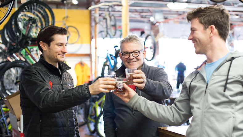 Meet the team of experts at Snitger's Bicycle Store in Beaver, PA