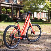 Electric Assist Bikes available at Snitger's Bicycle Store