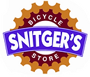 Snitger's Bicycle Store Logo
