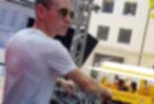 DJ Chris Rodrigues - Event Service