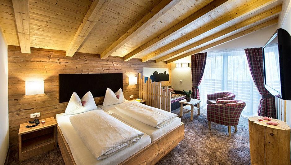 Hotel Chalet Dolomites Seiser Alm Alpe Di Siusi Bz Italien