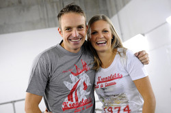 Manuela und Manfred Mölgg