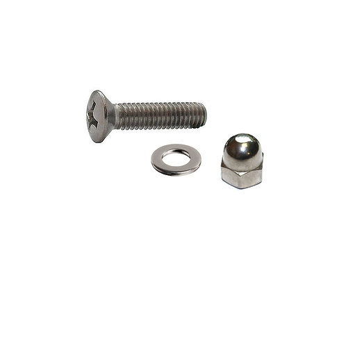 Lewmar Superhatch Replacement Nut, Washer & Bolt