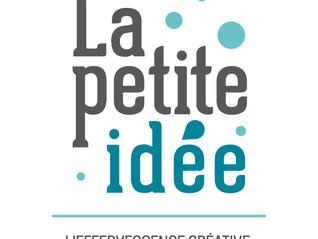 Nouveau logo pour La Petite Idée
