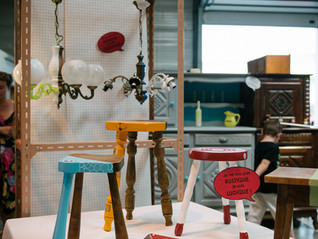 Ateliers créatifs avec Emmaüs : Rétrospective