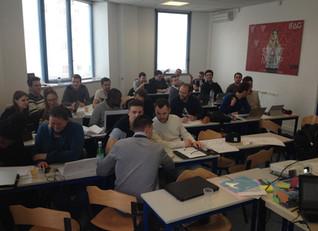 Animation de séminaire à l'IFAG Nantes