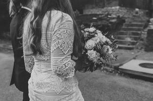 St. Louis Fall Soulard Wedding Brittany