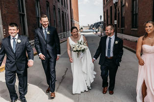 St. Louis Downtown Wedding Kate and Rob-
