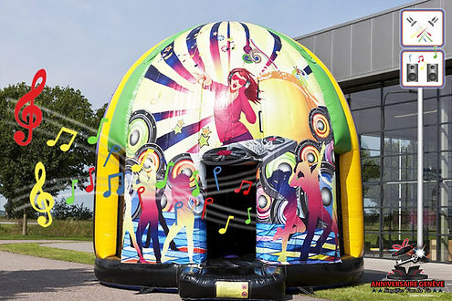disco boum animation geneve