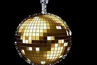 boule disco pour anniversaire
