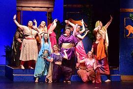 Vashti's Pride, The Persian Queen