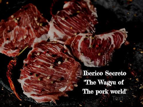 Iberico Pork Secreto-400g