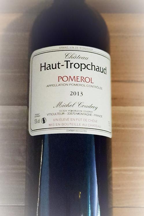 Haut-Tropchaud 2013-Pomerol