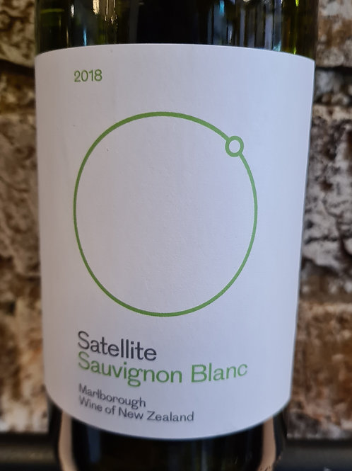 Satellite Marlborough Sauvignon Blanc-New Zeeland 2018