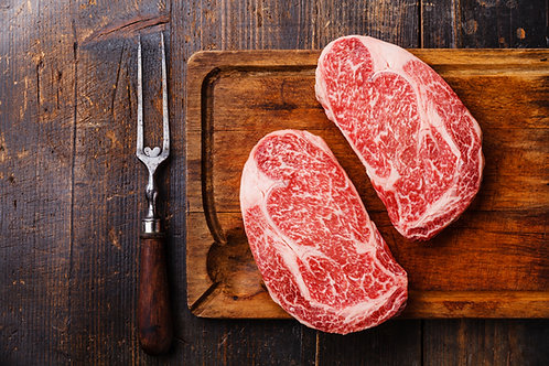 Australian Wagyu Ribeye G8/9 2kg-Halal