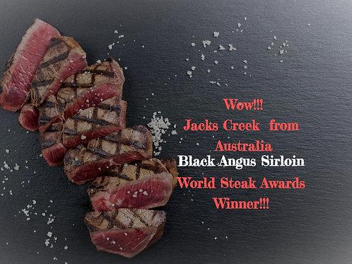 Jacks Creek Australian Sirloin-(2*500g)