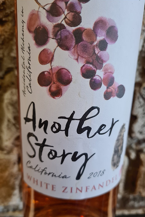 Another Story White Zinfandel- 2018-California