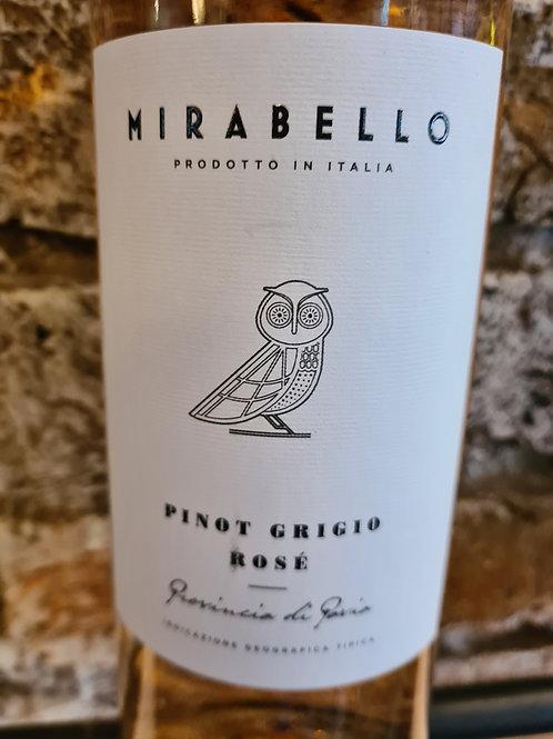 Mirabello Pinot Grigio Rose-Italy-2018