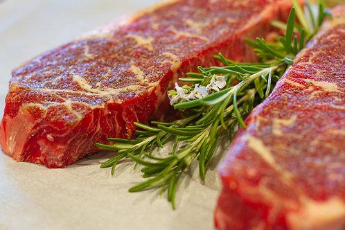 USDA PRIME NEW YORK STRIP (2*350g portions)-Halal