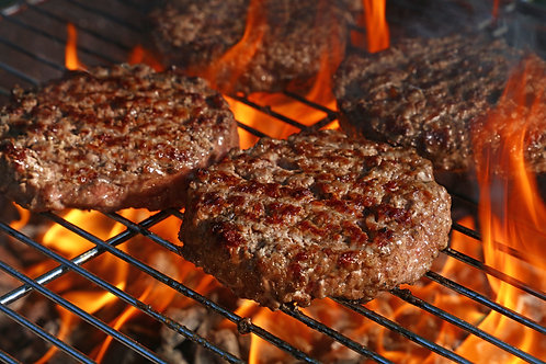 Angus Steak Burgers (pack of 2)