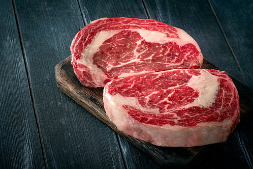 USDA PRIME RIBEYE (2*350g portions)-Halal