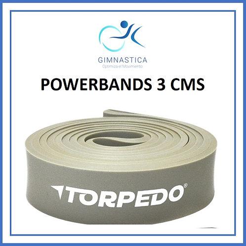 POWERBANDS 3CMS