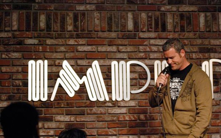 Jason Collings at The Improv