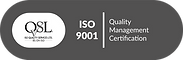 ISO QSL Cert ISO 9001 - Greyscale.png