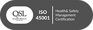ISO QSL Cert ISO 45001 - Greyscale.png