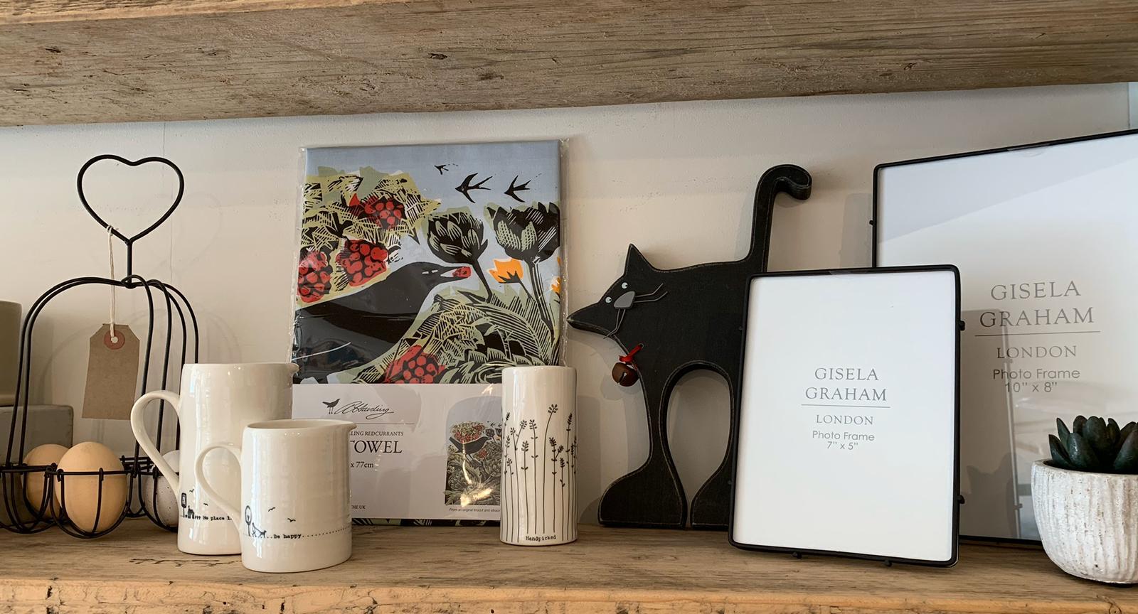 Homeware Gift Shop Chilterns Alphabet Soup