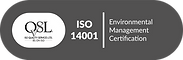 ISO QSL Cert ISO 14001 - Greyscale.png