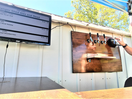 How to Build A Raspberry Pi Powered Digital Beer Menu