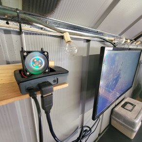 Pi-Powered Brewshed