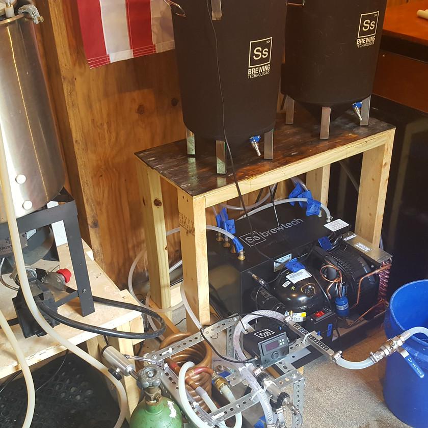 homebrew equipment