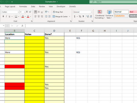 Advanced Conditional Formatting in Excel Using VBA