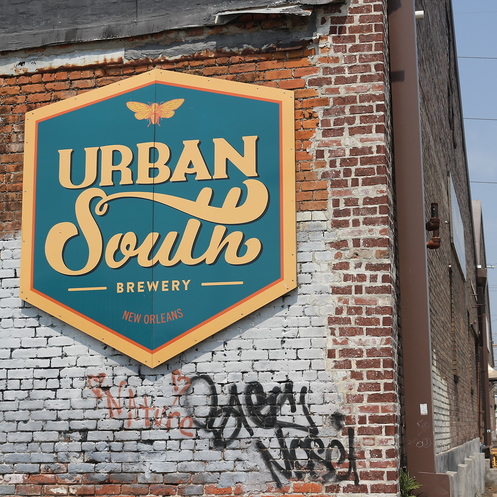 Urban South Brewery in New Orleans