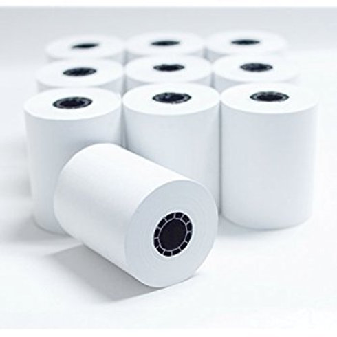 2.25 in. x 60 ft. Thermal Paper Rolls, Box of 50, BPA Free