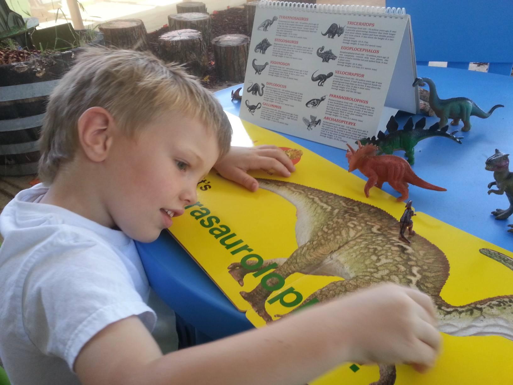 Dinosaur Exploration