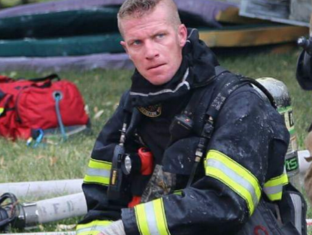 Suburban Firefighter and Reserve Soldier Challenges Employer's Anti-Military Actions