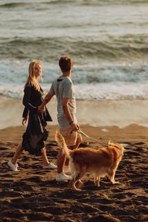 Zoe + Jonny romantic session