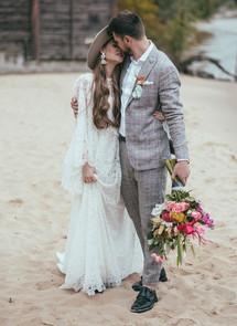 Lisa + Samuel - Tulum Wedding