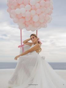 "FADDY MAGAZINE ISSUE 68 - ""The Cloud9 Bride"""
