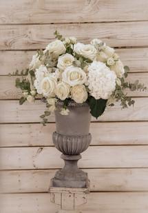 Flower arrangement at Elixir